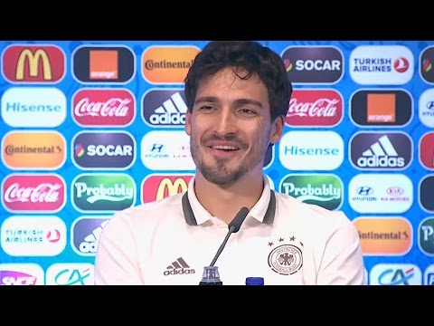Mats Hummels Asked If The Germany Defense Are Terrified Of Will Grigg Because He's On Fire
