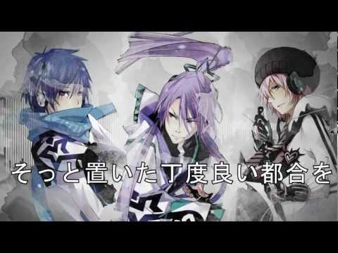 【16人合唱】unhappy Refrain【hbd Alleahahaha~】 video