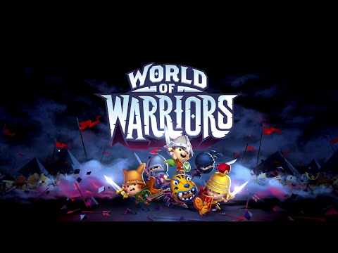 World of Warriors Android GamePlay Part 2 (HD) [Game For Kids]