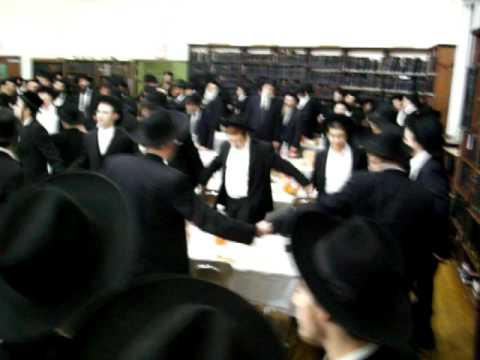 Stamford Yeshiva Bais Binyomin Siyum 2009