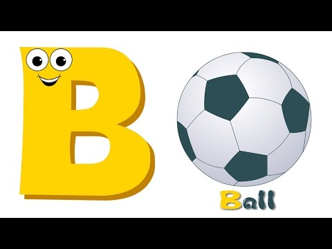 Phonics Letter B | ABC Song | Alphabet B