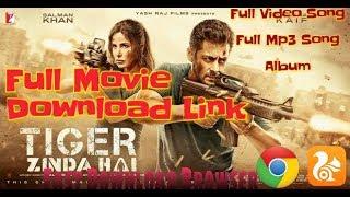 Tiger Zinda Hai Full Download Link & Watch Hd