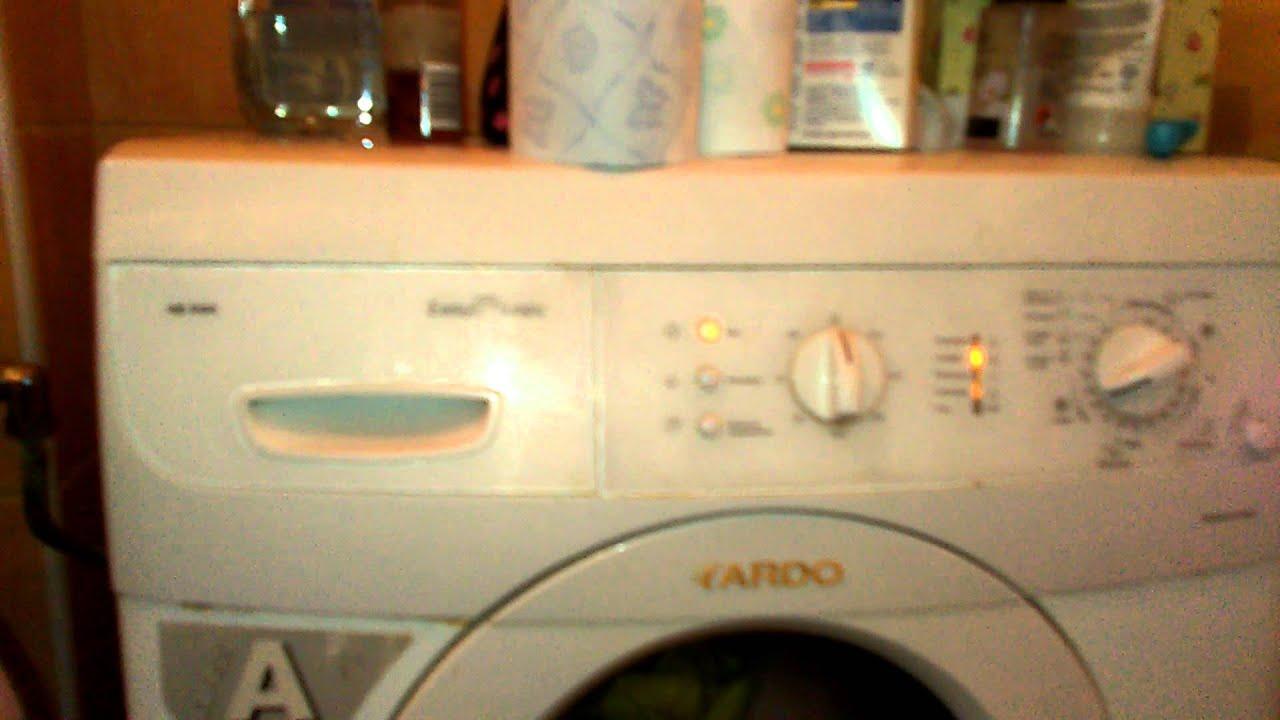 Ремонт вертикальной стиральной машины