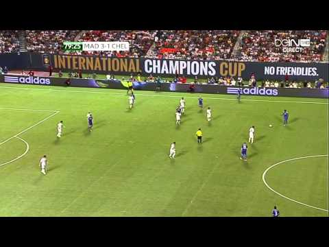 Michael Essien VS Real Madrid BY ANDRECHO