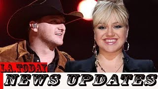 Download Lagu The Voice Kelly Clarkson sheds tears but still loses Kaleb Lee Gratis STAFABAND