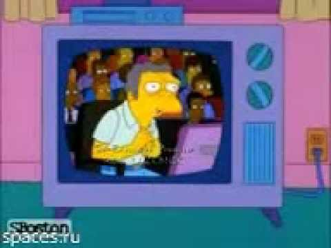 Simpsony Simpsons Homer Nasha Rasha Vers video