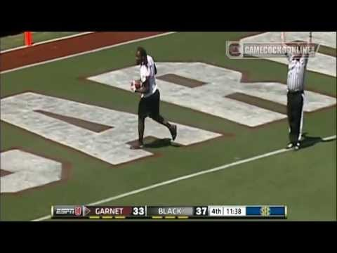 Jadeveon Clowney Trick Play