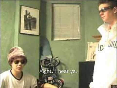 Hamlet Gangsta Adaptation Part 1