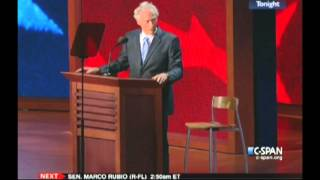 Clint Eastwood Speech, Invisible Obama