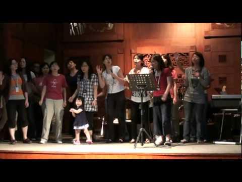2011-06 印尼SOLO(牧區餐廳獻唱)