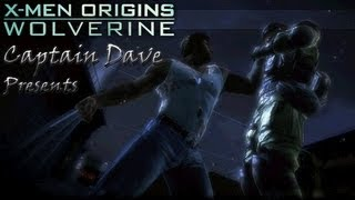 X men origins wolverine game walkthrough part 20