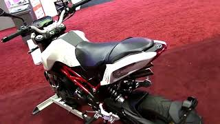 2018 Benelli TNT 135 Complete Accs Series Lookaround Le Moto Around The World