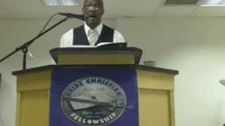 Pastor A Payton Sr Powerful Message Time To Move Forward