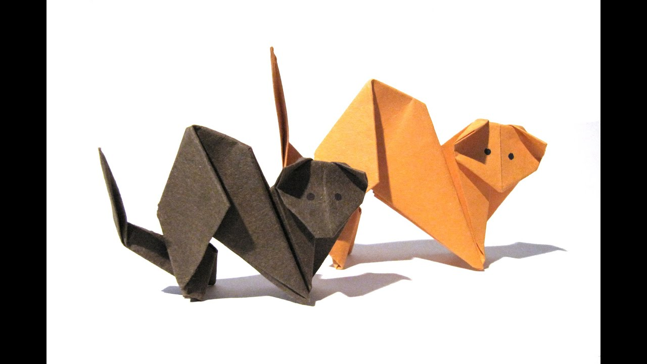 Origami As A Second Language!