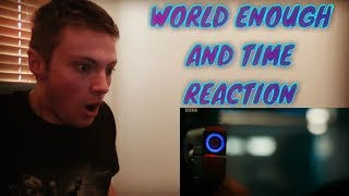 DOCTOR WHO - 10X11 WORLD ENOUGH AND TIME REACTION