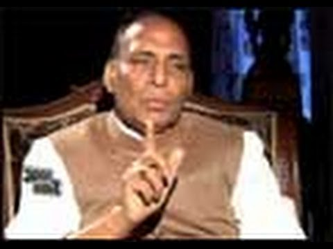 Rajnath Singh INTERVIEW - WHY he was chosen BJP Party LEADER!
