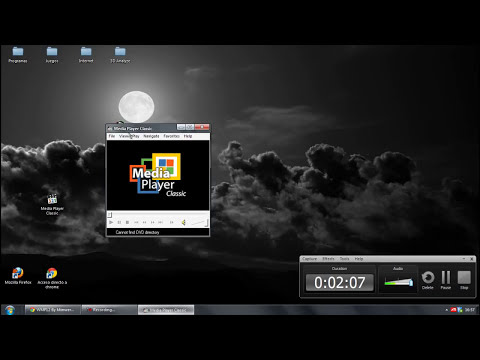 descargar e instalar media player Classic para windows xp