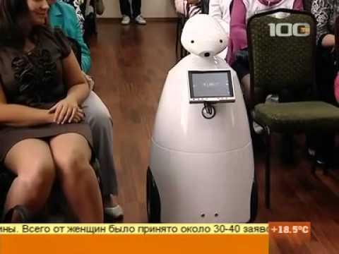Вместо школьников за парты сядут роботы