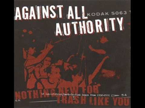 Against All Authority - Under Your Authority