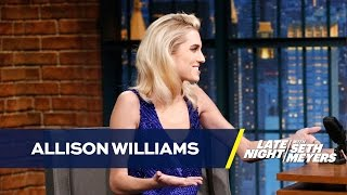 Allison Williams Reveals Her Dream Ending for Marnie