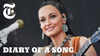 Slow Burn How Kacey Musgraves Turned Country Music Trippy Diary Of A Song
