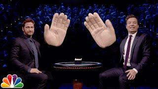 Slapjack with Gerard Butler