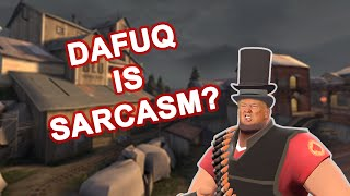 Sarcastic Shenanigans feat. Trump Origin Story? | Team Fortress 2 funny moments with friends