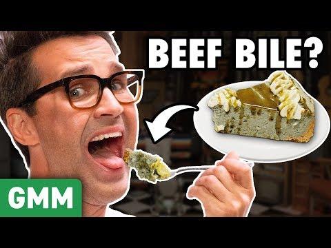 Will It Cheesecake? Taste Test
