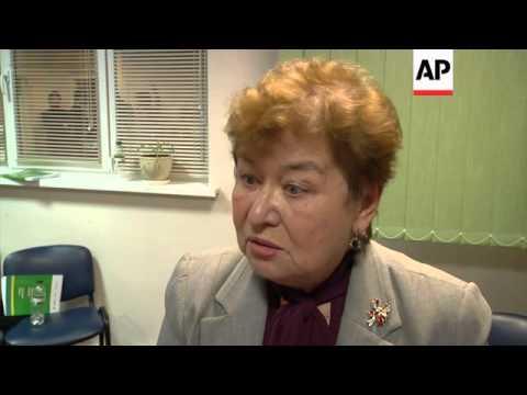 World Health Organisation says Ukraine has the worst AIDS epidemic in Europe