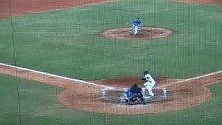 New Orleans' Riddle belts leadoff homer
