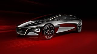 Lagonda Vision Concept - A new kind of luxury mobility