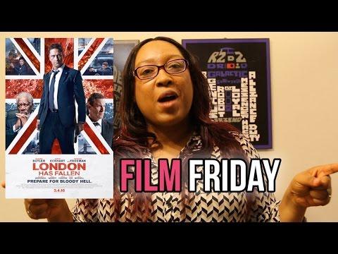 Film Friday: London Has Fallen