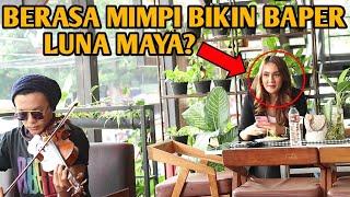 Download lagu BERASA MIMPI !!! BIKIN BAPER LUNA MAYA ? DAN AKHIRNYA....