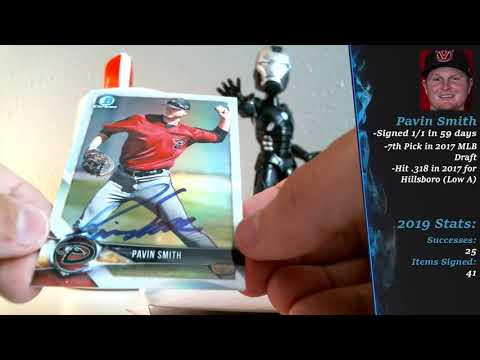 TC24's TTM (Through the Mail) Autographs - Episode 82: A Surprise from chase N ink
