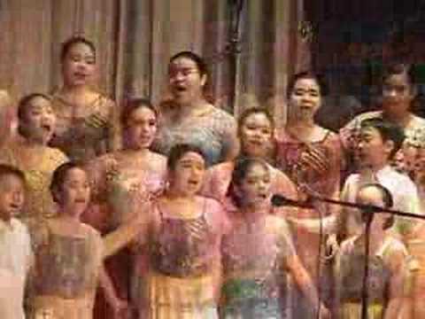 Isang Mundo, Isang Awit video