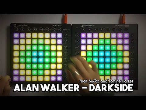 Download Lagu  Alan Walker - Darkside feat. Au/Ra and Tomine Harket // Dual Launchpad Cover Mp3 Free