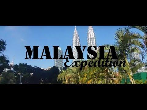 #TheMarias - Malaysia Expedition