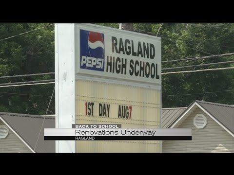 Ragland High School unveiling new science lab this school year