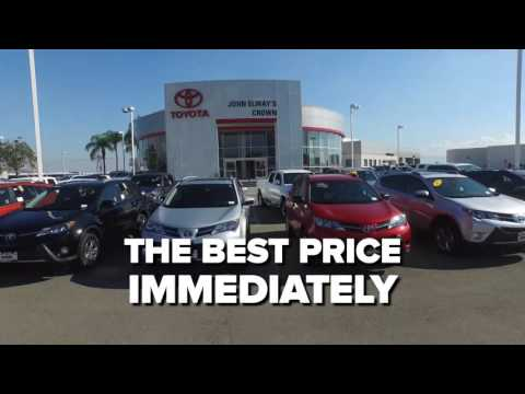 One Price, Simple, No Games at John Elway's Crown Toyota