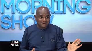 Kingsley Moghalu reflects on his presidential race