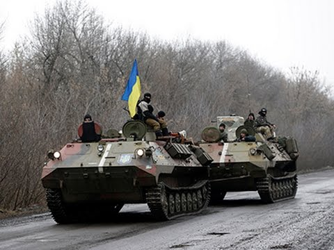Clashes Escalating in Eastern Ukraine