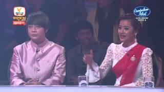 Cambodian Idol | Week 06 | អារម្មណ៍របស់បេក្ខជន នីមួយៗបន្ទាប់ពីបញ្ចេញសមត្ថភាព