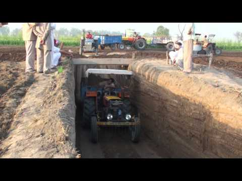 Jatt On Tractor (part 1 5) video