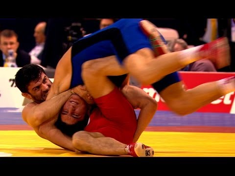 86Kg -- Gold Match - Freestyle Wrestling - European Championships 2014