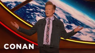 #ConanCon Monologue: 7/17/19 - CONAN on TBS
