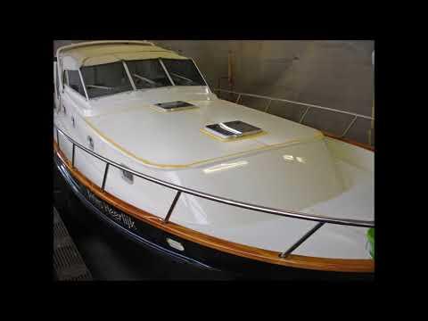 Molenaar Jachtbouw #4 Schilderwerk Tryvia 1100 Cabrio