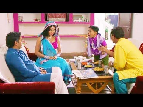 """Chotu Ne Gaya Beta Ke Ladki Dekhne  Chotu Ne Kud Shadi Set Kar Liya Seema Singh """"Nehle Pe Dehala"""" thumbnail"""