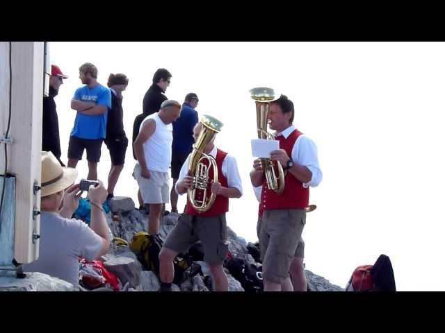 Großer Krottenkop - 2656m Allgaüer Alpen
