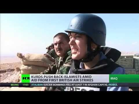 Iraq Battlezone: Kurds advance, force ISIS out, RT reports from frontline