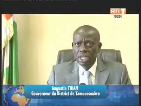 Le gouverneur du district de Yamoussoukro decide de réduire le nombre de crocodiles